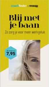 e-book blij met je baan