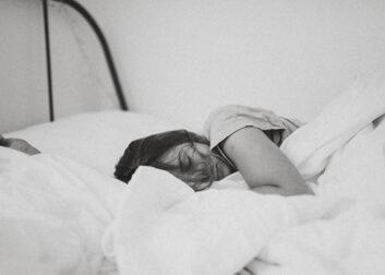 Ik vind het lastig om 's avonds in slaap te komen