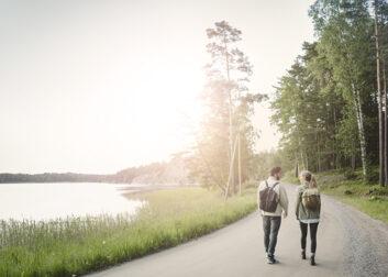 Dit zijn de voordelen van wandelcoaching