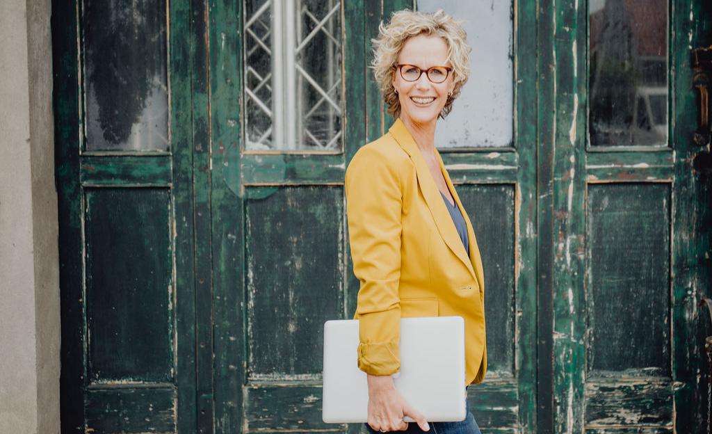 LinkedIn-expert Masja Slootweg: 'LinkedIn is dé plek om jouw expertise als coach te laten zien'